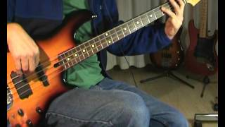 Tina Turner - Simply The Best - Bass Cover