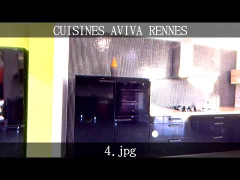Cuisines Aviva Rennes By Giroptic Youtube