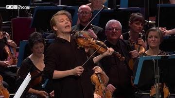 Pekka Kuusisto's hilarious Proms encore - My Darling Is Beautiful