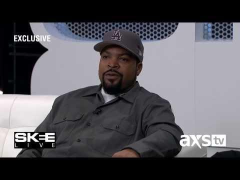Ice Cube Talks Friday 4 on SKEE LIVE!