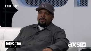 Ice Cube Talks Friday 4 on SKEE LIVE!