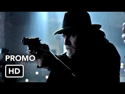 "Gotham Season 3 ""Who Is Harvey Bullock?"" Promo (HD)"