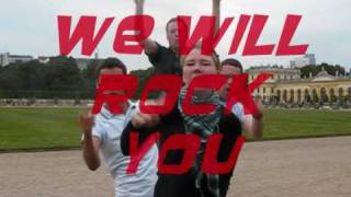 Queen - We will rock you (Official Video!)