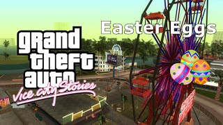 Easter Eggs Dos Games Gta Vice City Stories