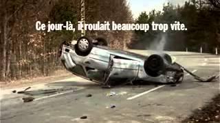 Sécurité routière - La pub choc