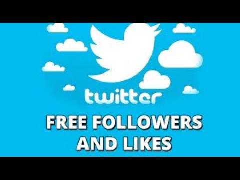 increase twitter followers - how to get twitter followers - twitter  followers