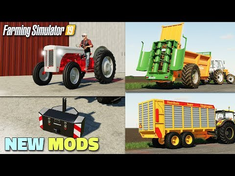 FS19 | New Mods (2020-02-27) - Review
