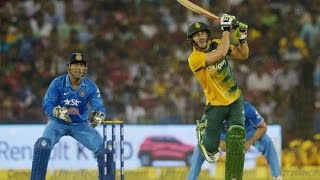 MS Dhoni all praise for 'experienced' Faf du Plessis