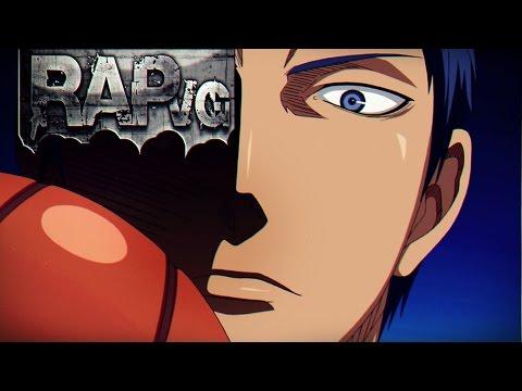Rap do Aomine | Kuroko No Basket | VG Beats