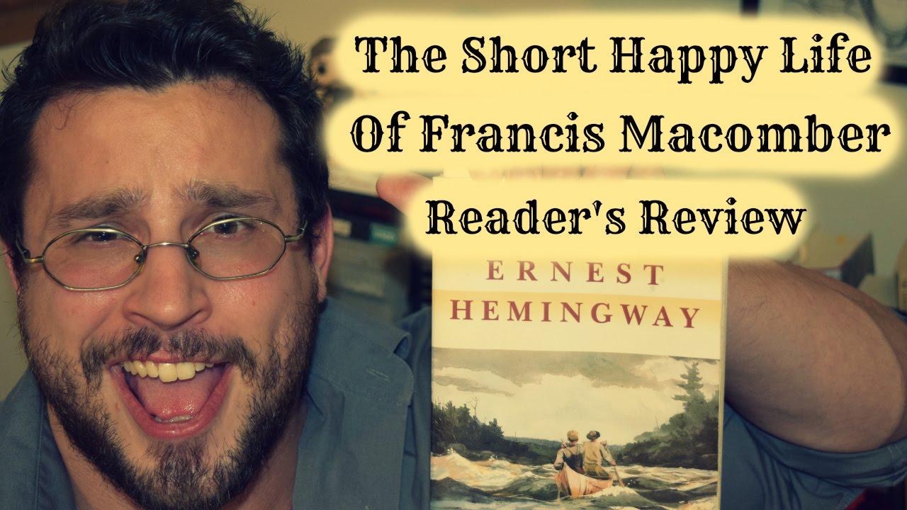 short happy life francis macomber essay