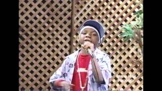 4 Year Old Kid Writes A Rap Song After Losing His Mom!