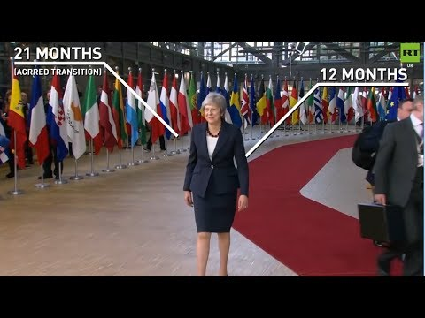 Theresa May considers extending Brexit transition