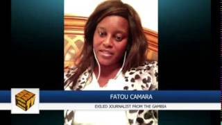 'My Life Was In Danger  I Had To Leave'   Fatou Camara told Sahara TV