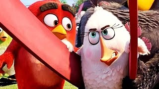 ANGRY BIRDS | Trailer & Filmclips deutsch german [HD]