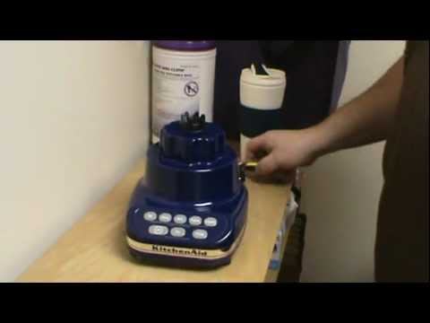 How to replace or repair a kitchenaid blender clutch in ...