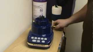 How to replace or repair a kitchenaid blender clutch in one minute