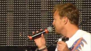 Jason Donovan - Too Many Broken Hearts - Rewind Festival - South - 2014