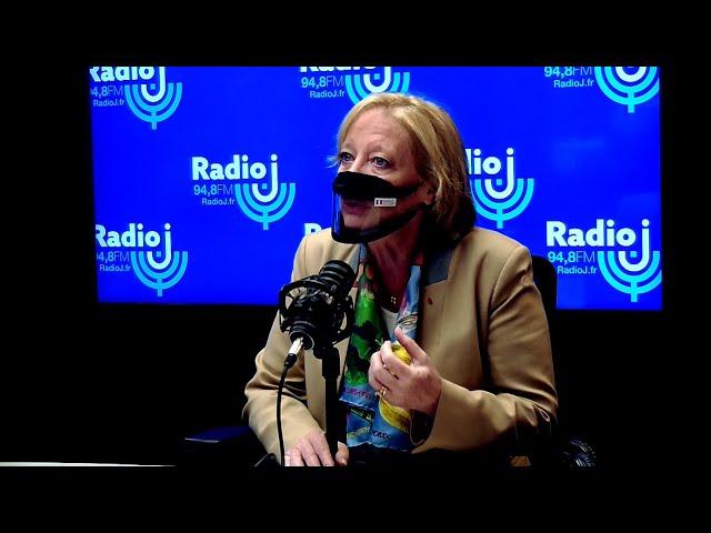 Sophie Cluzel est l'invitée de Christophe Barbier sur Radio J