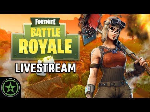 Achievement Hunter Live Stream - Fortnite: Battle Royale - Lots of 'Splodes