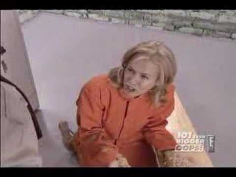 Chelsea Handler as Martha Stewart in prison