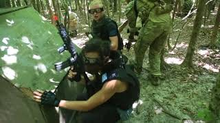Short Footage from the Battle for Karo