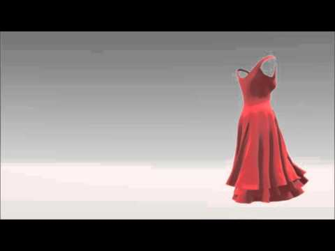 Real time simulation of multi layered clothing
