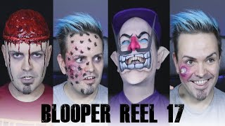 When EVERYTHING goes wrong! - Blooper Reel 17!