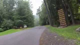 Happy Acres RV Resort Waterville, PA Review Pine Creek Gorge