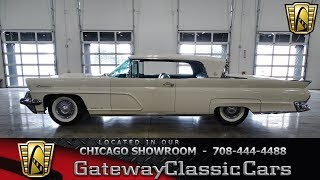 #1352 CHI 1959 Lincoln Continental - Gateway Classic Cars Chicago