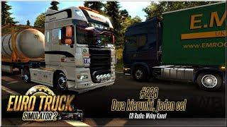 "Euro Truck Simulator 2 - #228 ""Dwa kierunki, jeden cel"""