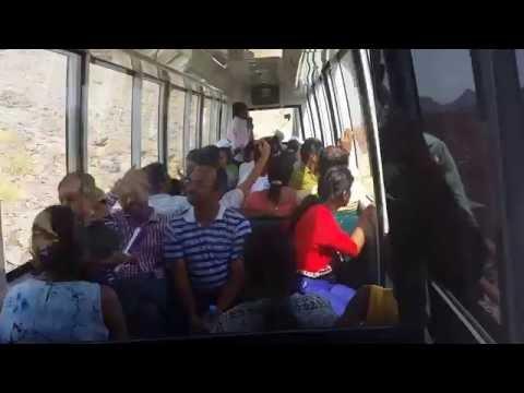 Train to ALHOOTA Caves AT NIZWA
