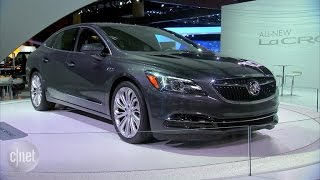Car Tech - 2017 LaCrosse gives Buick new elegance