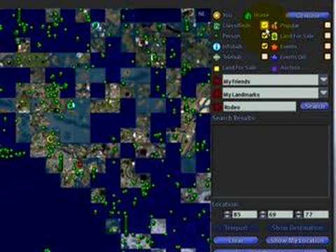 World map second life video tutorial quicktip youtube world map second life video tutorial quicktip sciox Gallery