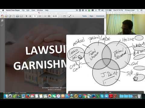 Los Angeles Attorney Sid Peddinti - Bankruptcy Workshop