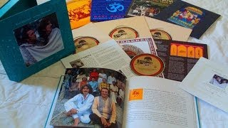 George Harrison and Ravi Shankar Collaborations Box Set