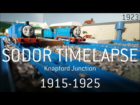 Sodor Timelapse: The Junction (1915-1925)