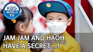 Jam Jam and Haoh have a secret…! [The Return of Superman/2020.05.24]