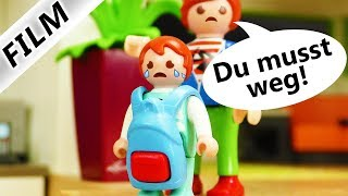 Video Playmobil Film Deutsch - EMMA GEHÖRT NICHT ZUR FAMILIE! HANNAH + DAVE STREITEN SICH - Familie Vogel download MP3, 3GP, MP4, WEBM, AVI, FLV Januari 2018