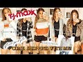 You WON'T believe the FALL FASHION I FOUND AT TJMAXX & COME SHOPPING WITH ME