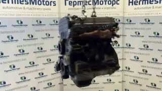 Контрактный двигатель Mitsubishi 4G63 MPI DOHC