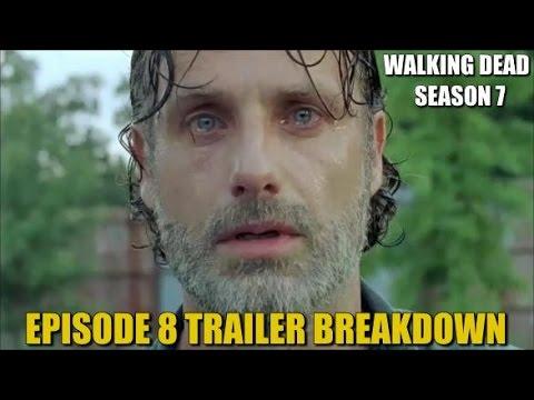 Download The Walking Dead Season 7 Episode 8 Trailer Breakdown Preview & Predictions