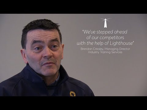 Client Testimonial: Brendan Crealey, Managing Director, Industry Training Services