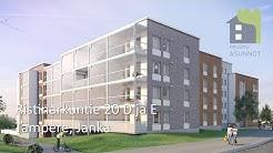 Asuntoesittely: Ristinarkuntie 20, Tampere