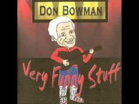 Don Bowman - Hello DJ - Unbeeped Version XX