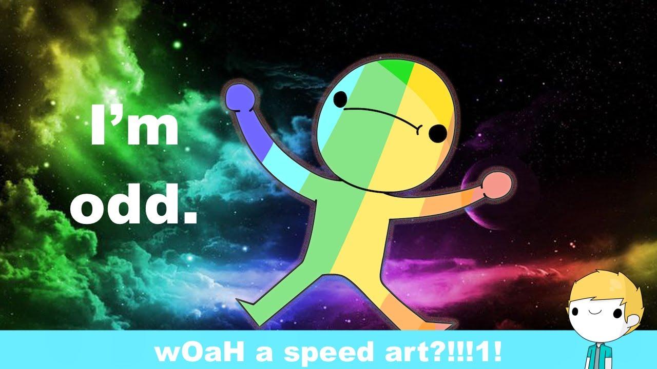 TheOdd1sOut speed art (ft. My Voice) [OLD] - TheOdd1sOut speed art (ft. My Voice) [OLD]