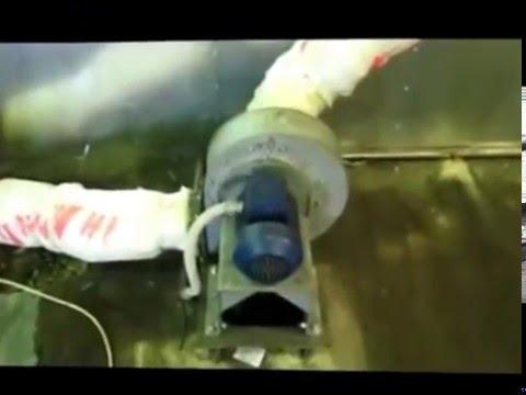 Как сделать вытяжку в гараже для покраски своими руками 3