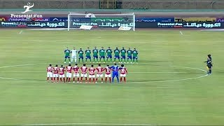 شاهد.. أهداف الأهلي ومصر المقاصة