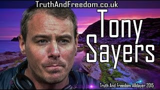 TONY SAYERS AT THE TRUTH & FREEDOM ALLDAYER 2015