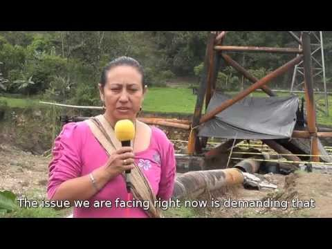 Colombia's U'wa Indigenous People Call for International Solidarity