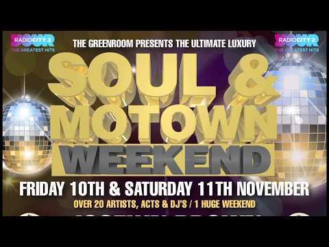 SOUL & MOTOWN Weekend Radio Advert
